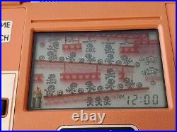 Vintage Nintendo Game & Watch Multi screen Donkey Kong, Manual, Boxed set-c1205