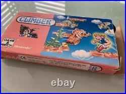 Vintage Nintendo Game and Watch Climber (DR-106) 1988