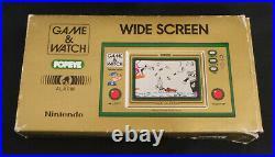 Vintage Nintendo Popeye Wide Screen Game & Watch Pp-23 Japan 1981