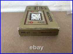 Vintage Retro Nintendo Game & Watch Parachute Boxed & Instructions