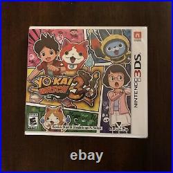 Yo-kai Watch 3 Yokai Watch III BRAND NEW-US Version-English-Nintendo 3DS-RARE
