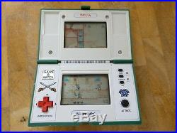ZELDA NINTENDO GAME AND WATCH ZL-65 1989 Super rare