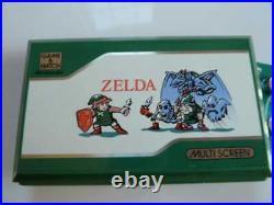 Zelda Nintendo Game And (&) Watch Game Rare