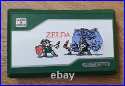 Zelda Nintendo Game & Watch ZL-65 (Tested Working!)
