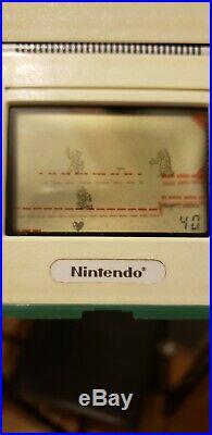 Zelda Zl-65 Nintendo Multi Screen Game And Watch